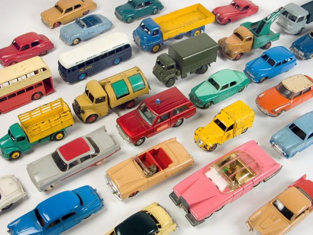 Speelgoedmuseum Deventer Dinky Toys