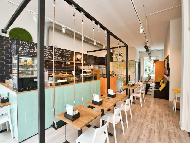 Happy Tosti Deventer: het sociale lunchrestaurant