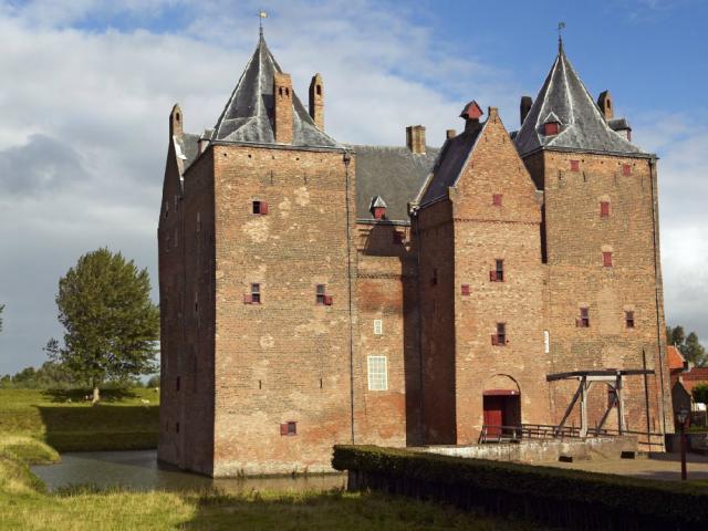 slot loevestein kasteel gorinchem
