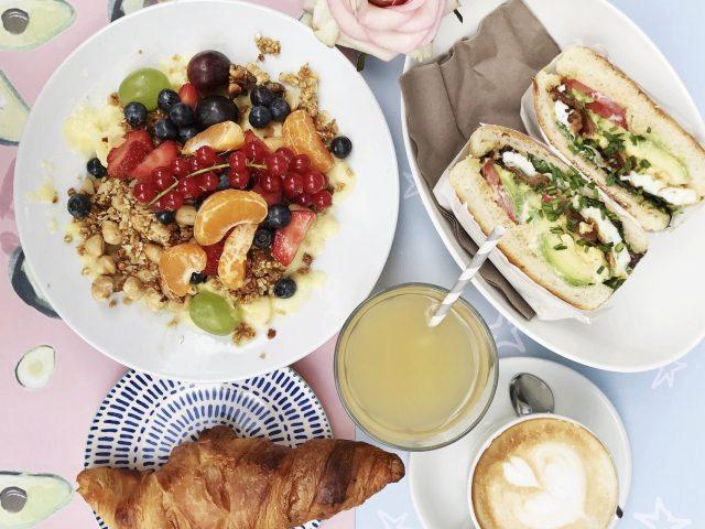 corner bakery maastricht ontbijt