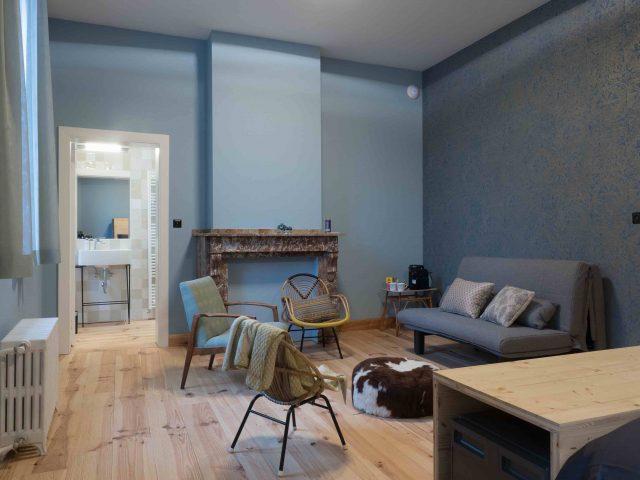 22B&B in Antwerpen: bed en breakfast in een authentieke wijk