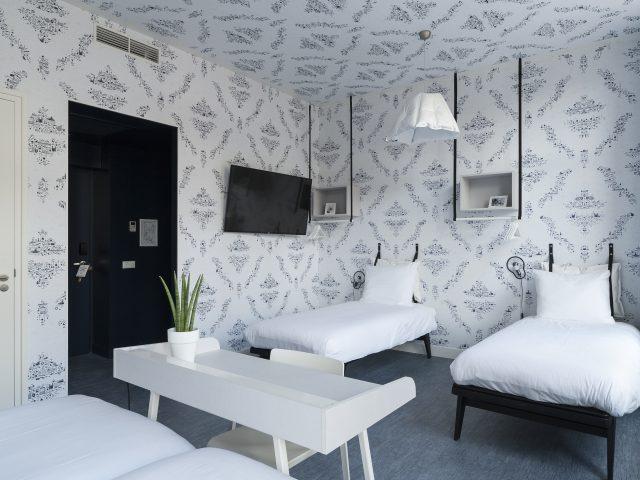 Kaboom Hotel in de hippe wijk van Maastricht