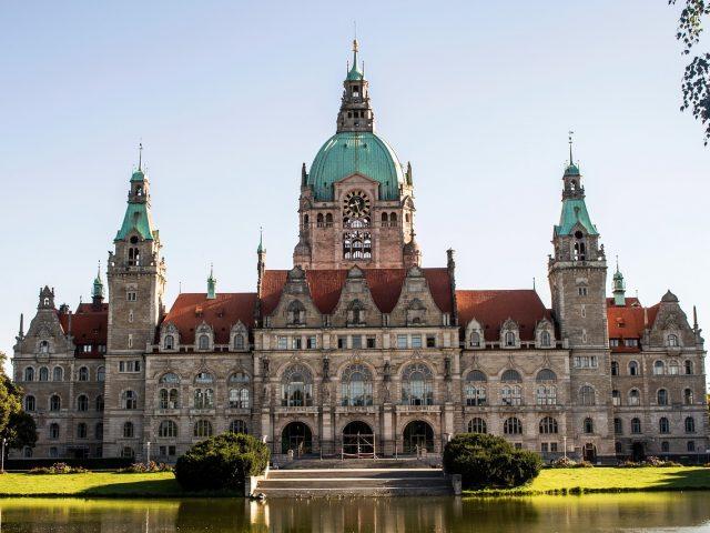 stadhuis hannover duitsland