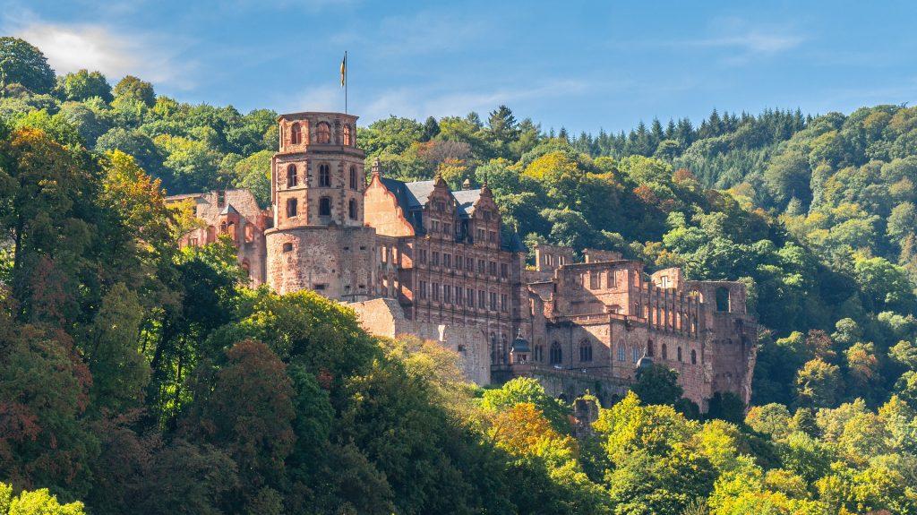 kasteel heidelberg bezienswaardigheden