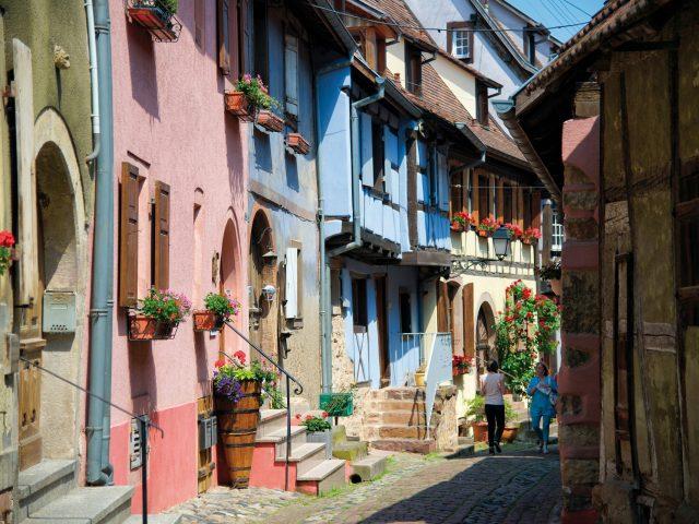 Riquewihr bezienswaardigheden: de mooiste plekken