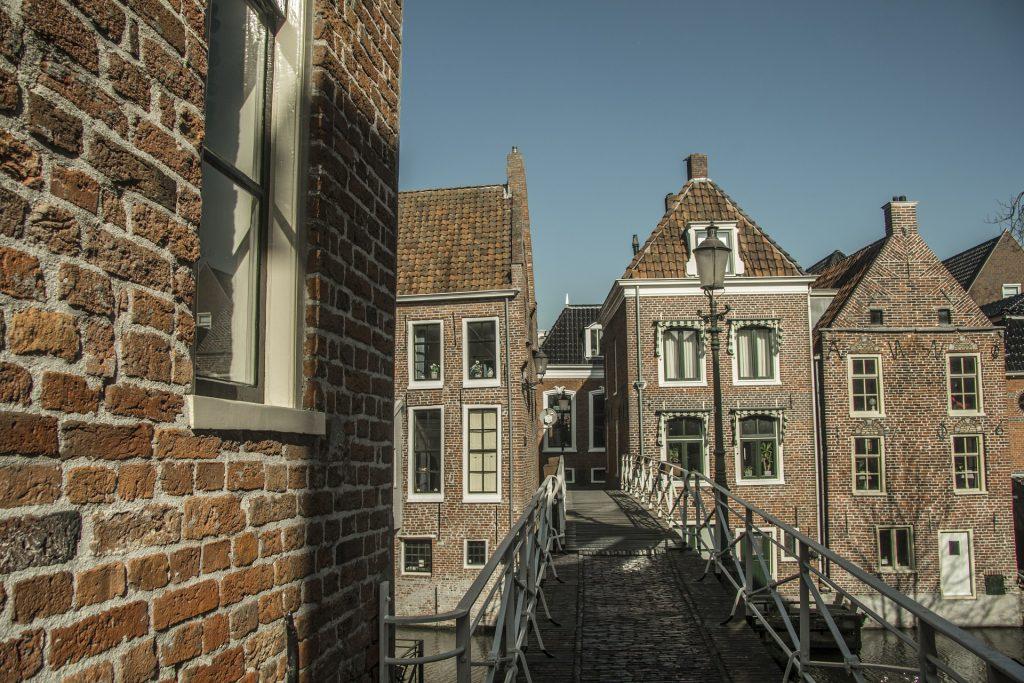 stadswandeling nederland